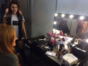 camarim maquiadora espelho