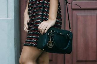 bolsa estruturada fashion