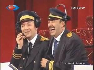 Komedi Dükkanı Hakan Yılmaz Pilot
