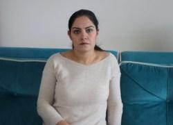 Malatya'da eşinden şiddet gören Sevkan Ordu