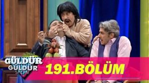 Güldür Güldür Show 191. Bölüm Full HD İzle