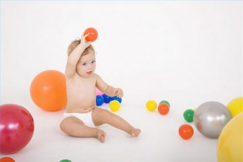 0-12 Ay Bebek Oyunları, 0-12 Ay Bebek Oyunları, Tatlı Bir Telaş