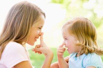 Çocuk Oyunları, 2-3 Yaş Çocuk Oyunları, Tatlı Bir Telaş