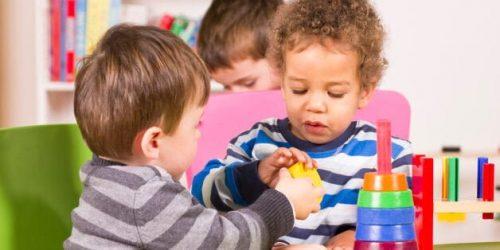 Çocuğum oyuncaklarını paylaşmıyor, Çocuğum Oyuncaklarını Paylaşmıyor, Tatlı Bir Telaş