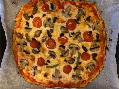karnabahar pizza, Çocuklara Karnabahar Sevdiren Pizza, Tatlı Bir Telaş