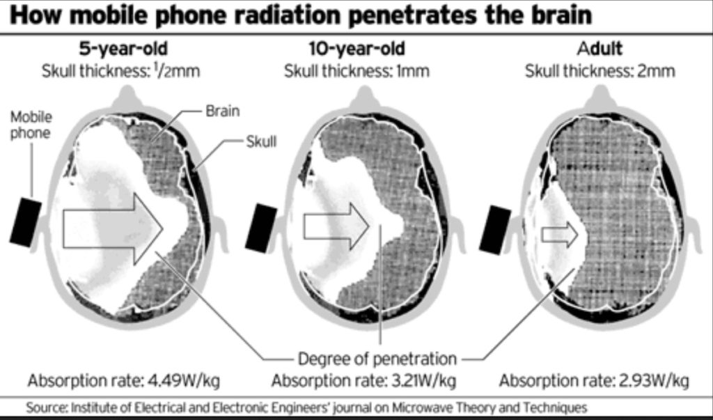 7,000 cancer deaths to cell phone tower radiation