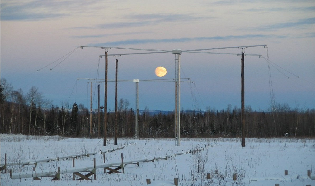 HIPAS High Power Auroral Stimulation Observatory