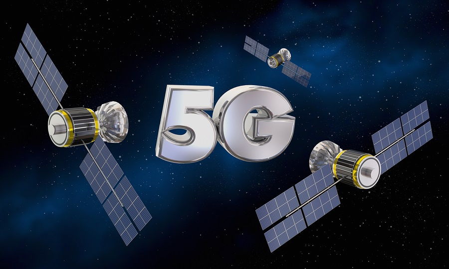 20,000 Satellites for 5G to be Launched Sending Focused Beams of Intense Microwave Radiation Over Entire Earth