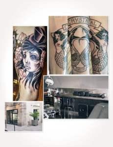 Les meilleurs tatoueurs de France – Abraxas