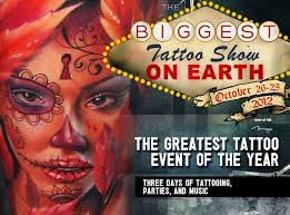 """The Biggest Tattoo Show on Earth"", Las Vegas, USA"