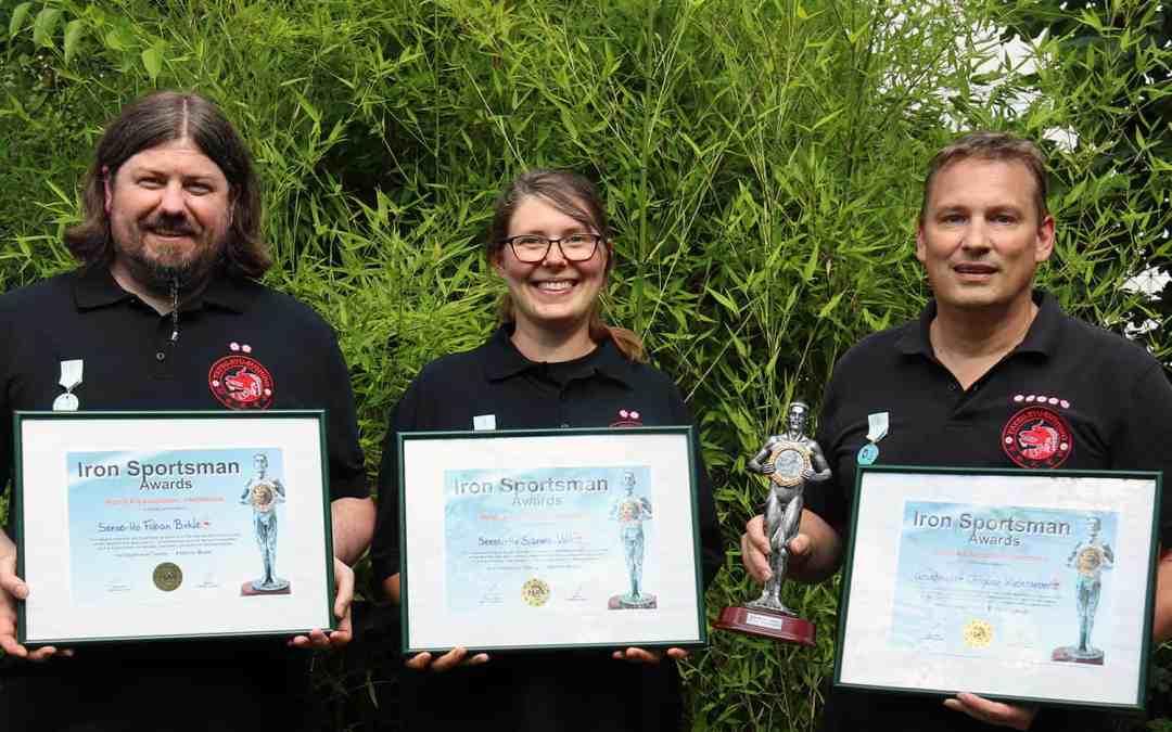 Iron Sportsman Awards – Ehrung für verdiente Kampfkünstler