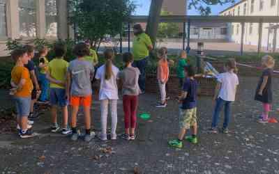 Toller Start des Grundkurs NR 19 Nicht-mit-mir in Limburgerhof