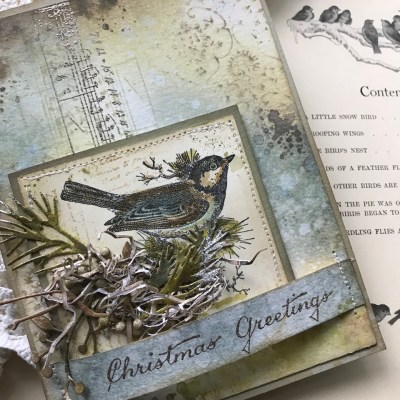STAMPtember 2018 with Tim Holtz & Simon Says Stamp