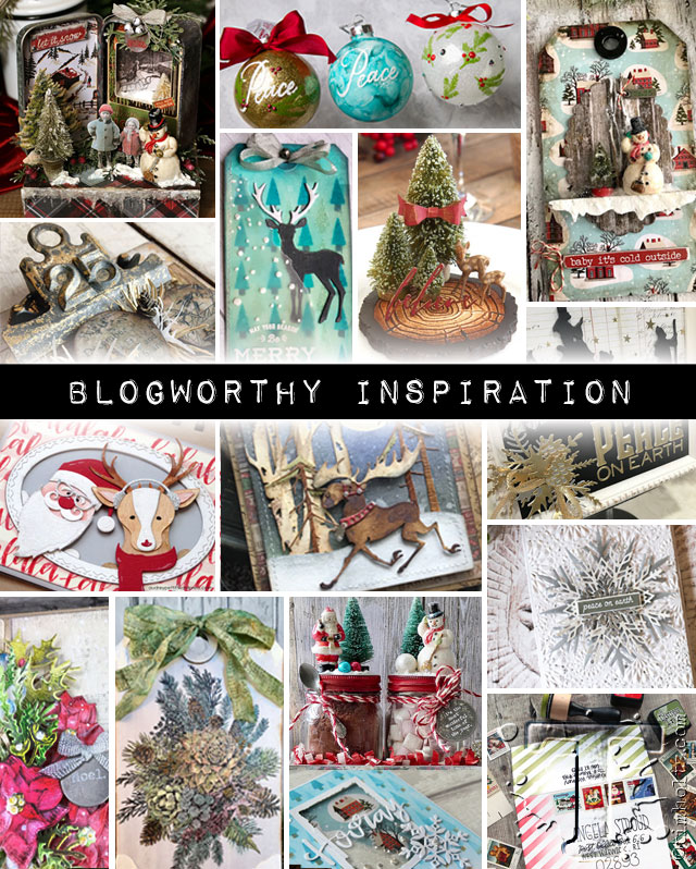 selected blogworthy by Tim Holtz