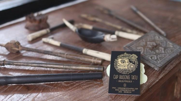 Ubud bamboo tattoo