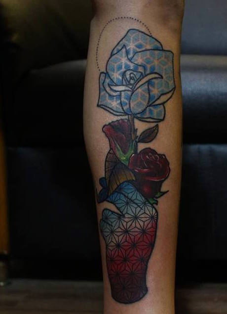 2nd place color by homesick tattoo denpasar