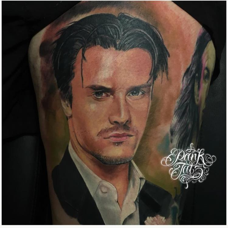 Mike Patton Tattoo Bali Artist Pank
