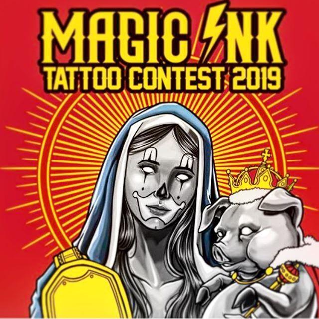 Magic Ink Tattoo Contest