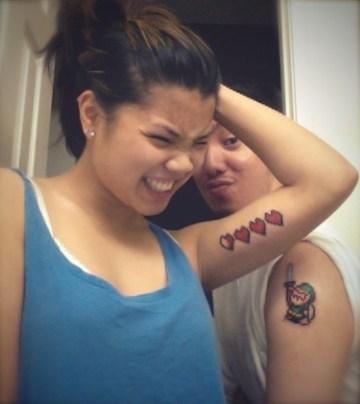 Zelda Tattoo Partners