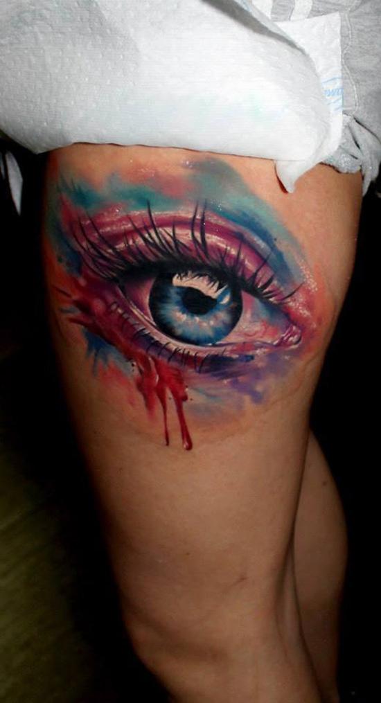 Watercolor Tattoos Tattoo Ideas Part 11