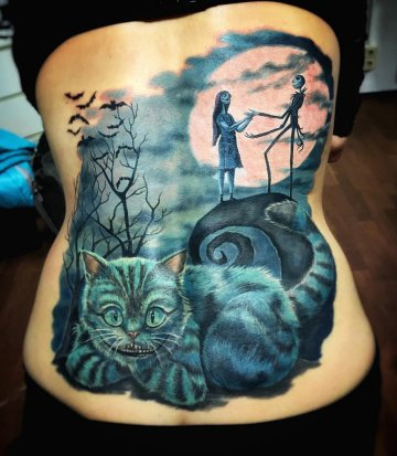 Nightmare & Alice Cover-Up