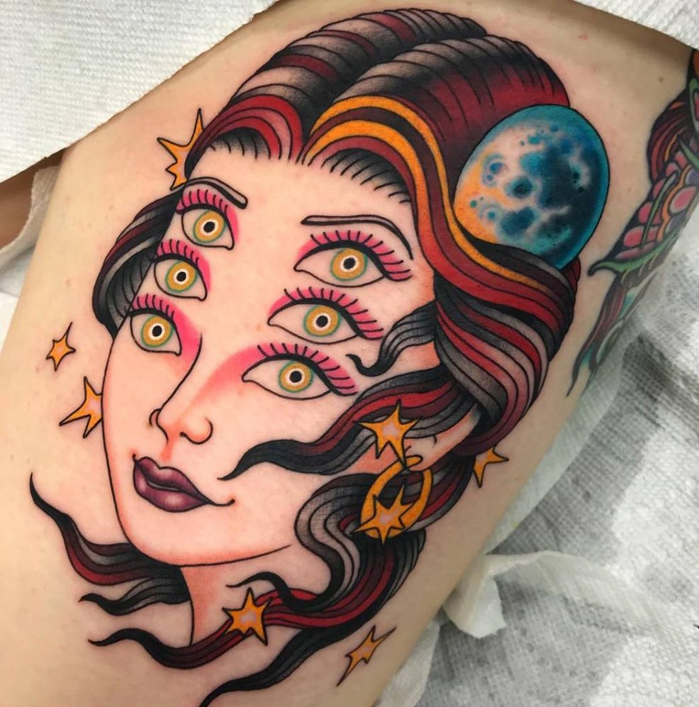 Out Of This World Best Tattoo Design Ideas
