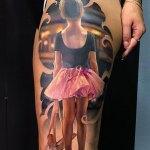 Dance Tattoo Ideas