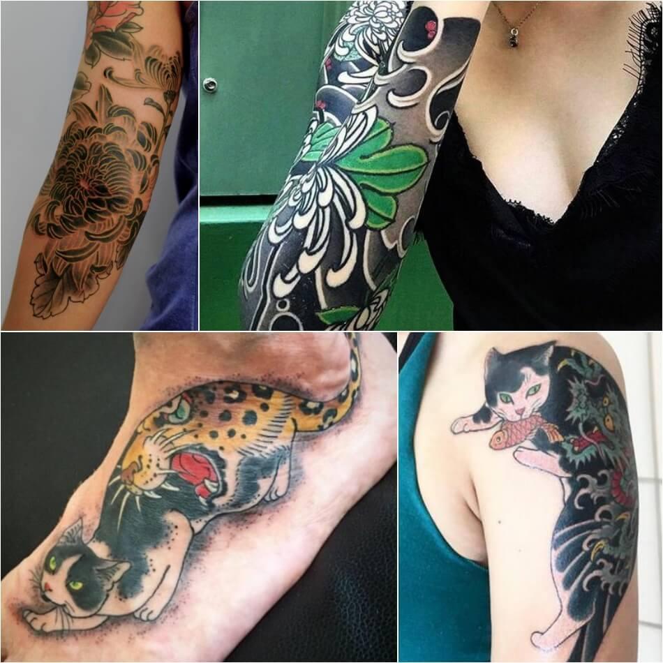 тату япония тату страны восходящего солнца Tattoo Ideasru