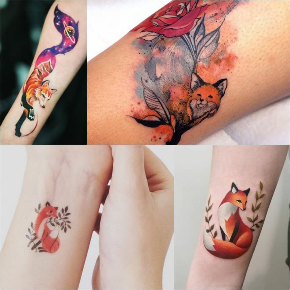 тату для девушек самые модные и популярные женские тату