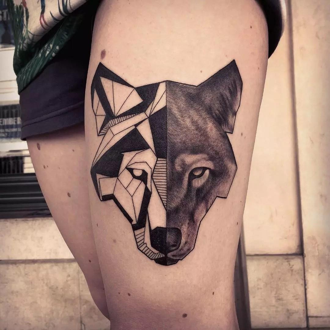 100 Geometric Tattoo Designs Amp Meanings
