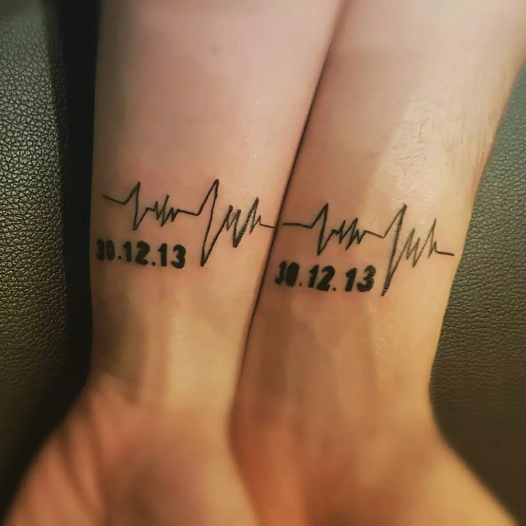 80 Cute Matching Tattoo Ideas For Couples