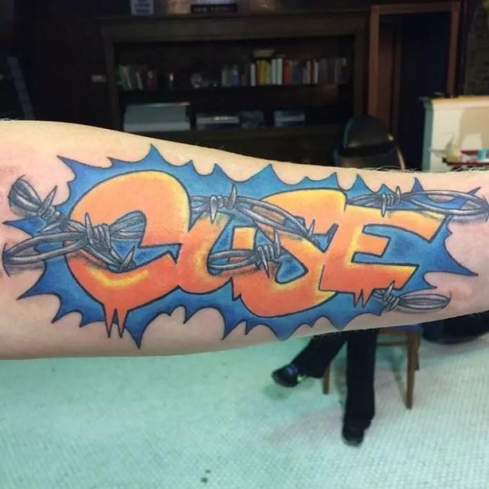 Graffiti Tattoo 105