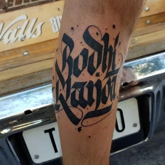 Graffiti Tattoo 87