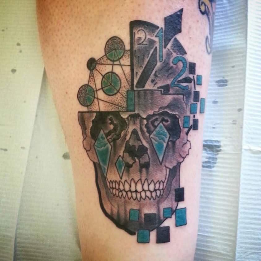 """Müssen Ärzte ein """"Bitte nicht wiederbeleben"""" – Tattoo beachten?"""