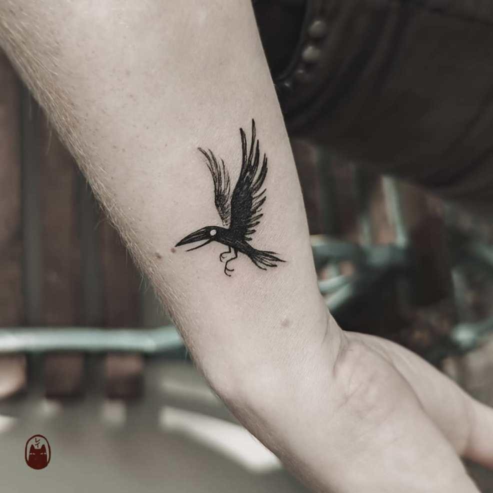 50 фото маленькие татуировки на запястье для девушек Tattooassist