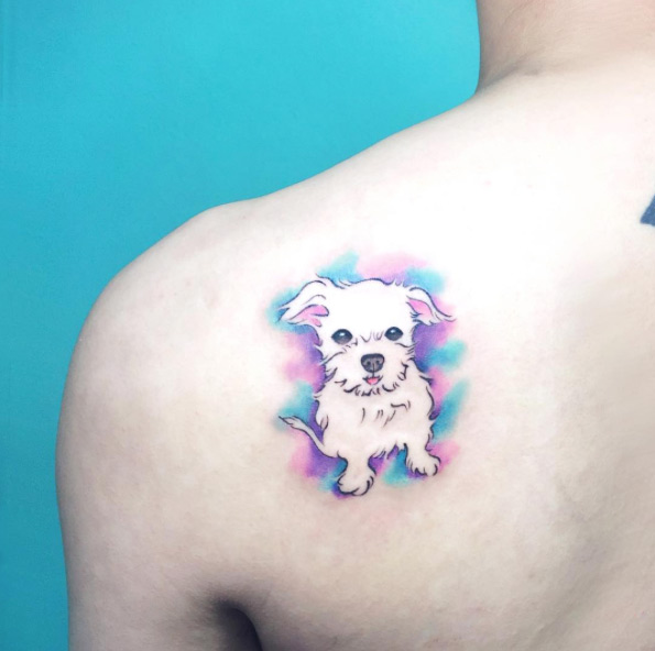 These Are Possibly The Cutest Animal Tattoos Ever 54