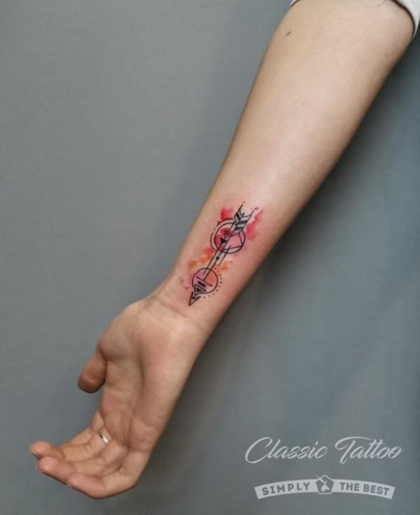 Женские тату на запястье в Москве . Татуировки для девушек ...