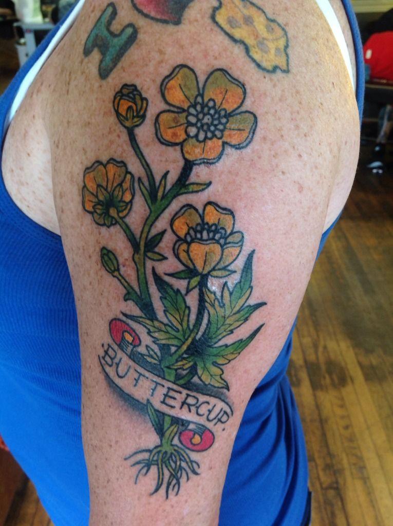 Latest Buttercup Tattoo Tattoos Find Buttercup Tattoo