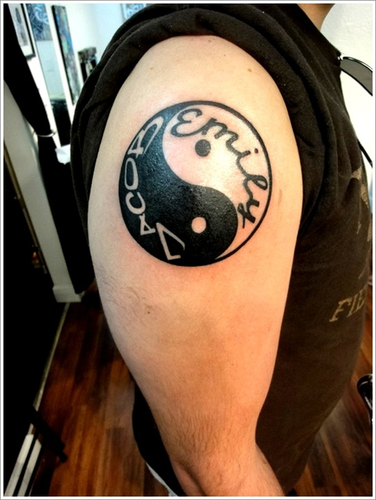 yin yang meaning tattoo