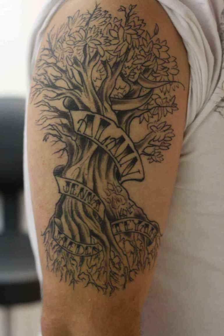 Family_tattoos_67948458  80+ Amazing Family Tattoos with Meanings family tattoos 67948458