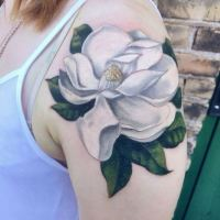 20+ Magnolia Tattoos