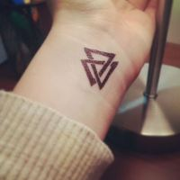 40+ Triangle Tattoos