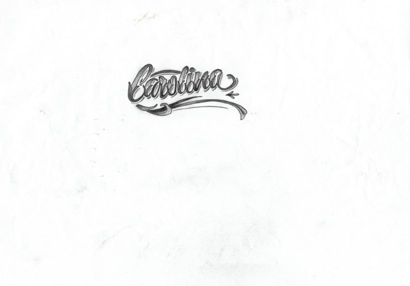 lettering madre tattoo palencia