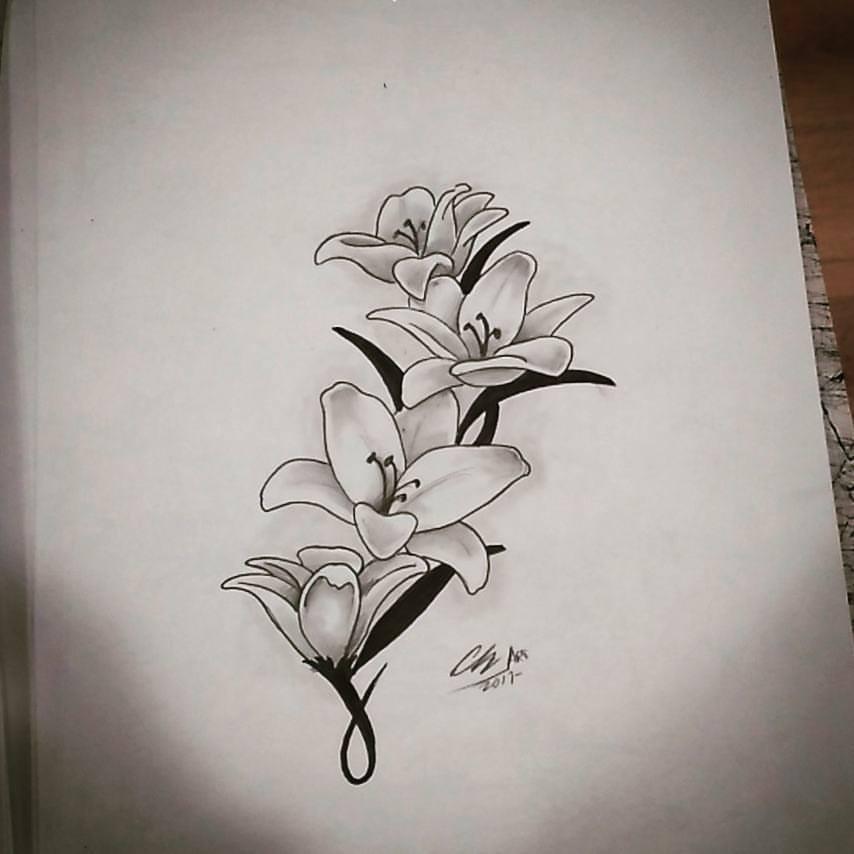 Tatuajes De Flores El Chorro Arts Graffiti Tatttoo Studio Palencia