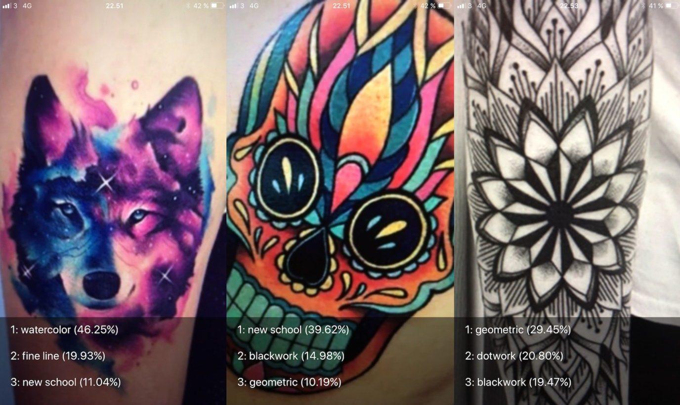 tattoo AI app