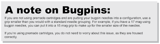 a note on bugpins