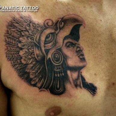 アステカ 戦士 aztec