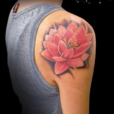 蓮 ロータス lotus flower