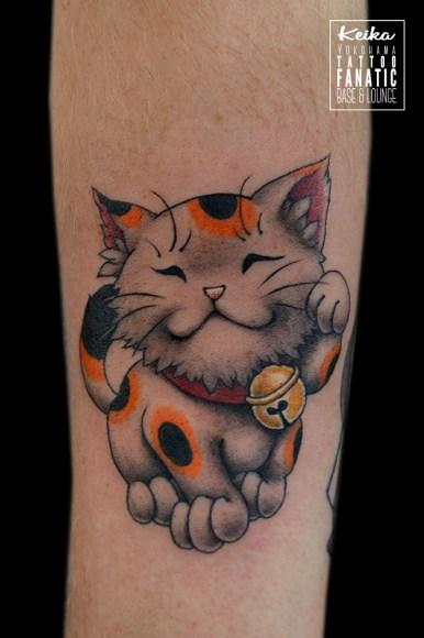 招き猫 lucky cat