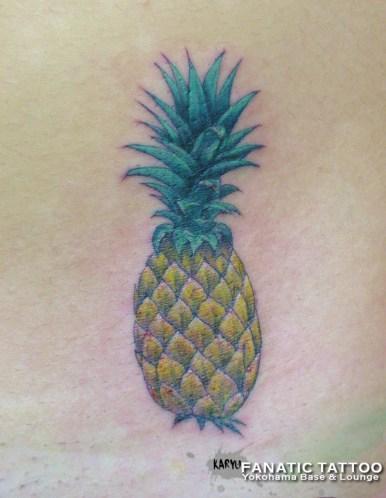 パイナップル pineapple